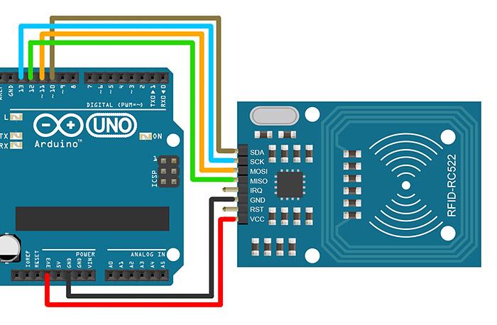 Project Example 19: RFID :::: Webduino = Web × Arduino